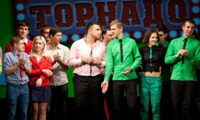19 апреля в Черновцах состоится второй полуфинал лиги КВН Торнадо