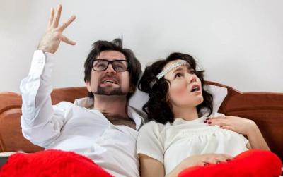 Київський театр покаже чернівчанам комедійну виставу про весілля
