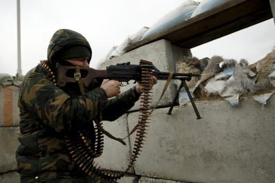 За добу бойовики здійснили понад 60 обстрілів позицій сил АТО