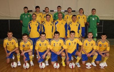 Футзальна збірна України пробилася на чемпіонат світу