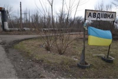 Бойовики гатять з мінометів по позиціям сил АТО поблизу Авдіївки