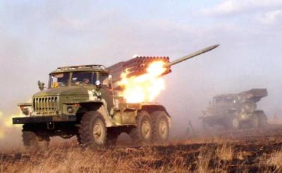 """Росія зі своєї території понад 300 разів """"Градами"""" стріляла по Україні, - Bellingcat"""