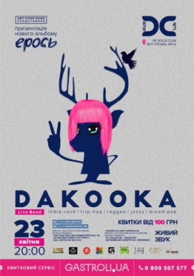 DAKOOKA @ Dolce Club