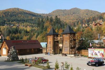 На Буковині будують турбазу та відкриють садибу для туристів