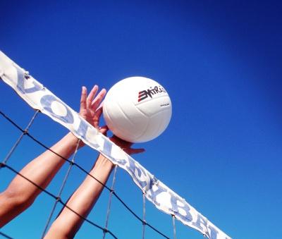 В обласній дитячо-юнацькій лізі з волейболу змагалися дівчата 14 навчальних закладів