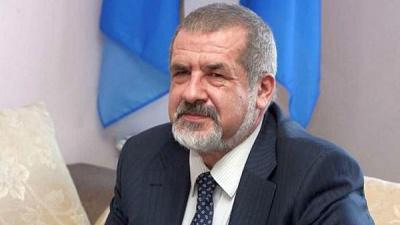 Лідер Меджлісу виключає звільнення Криму військовим шляхом