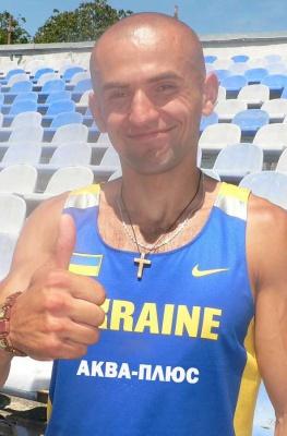 Чернівецький легкоатлет переміг на змаганнях у Молдові