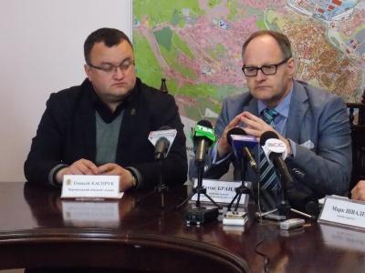 План розвитку Чернівців допоможуть створити німецькі партнери