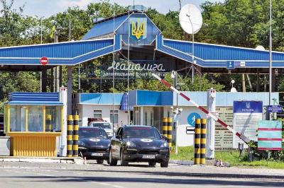 У свята на Буковині на кордоні з Молдовою пункти пропуску працюватимуть цілодобово