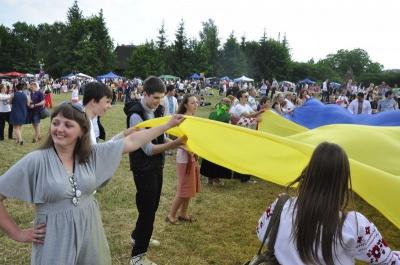 """У Чернівцях сьогодні пройде свято """"Христос воскрес! Воскресне Україна!"""""""