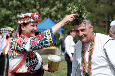 У музеї просто неба відтворюють старі великодні традиції Буковини (ФОТО)