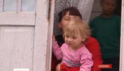 Українці з США допомогли багатодітній сім'ї переселенців зі школярем-героєм
