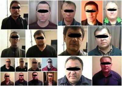 """В Україні на """"сходняку"""" затримали 12 кримінальних авторитетів"""