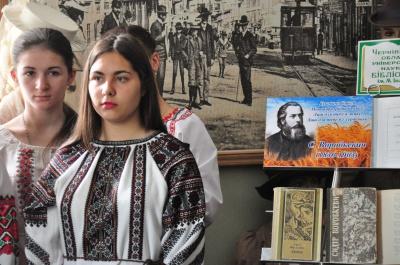У Чернівцях представили рідкісні музейні артефакти про життя Сидора Воробкевича (ФОТО)