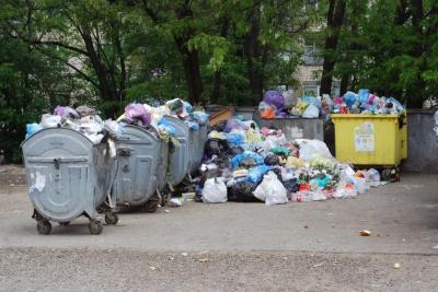 Через борги депутата міськради мікрорайон у Чернівцях потонув у смітті (ФОТО)