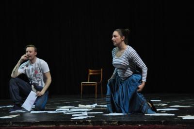 У театрі у Чернівцях – прем'єра вистави за твором Юрія Федьковича