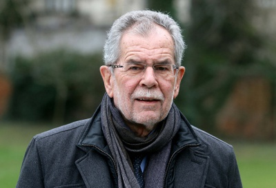 Новий президент Австрії має українське коріння