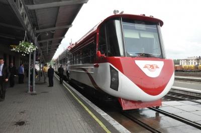 Керівник Львівської залізниці прибув з робочою поїздкою до Чернівців (ФОТО)