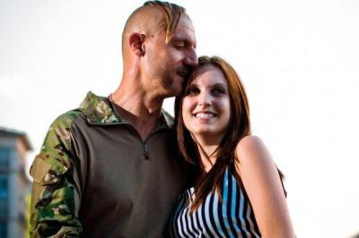 Козак Гаврилюк из Буковины отгулял свою свадьбу в Коломые