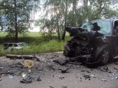 На Чернігівщині у жахливому ДТП загинули 5 осіб