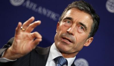 Колишній генсек НАТО став позаштатним радником Порошенка