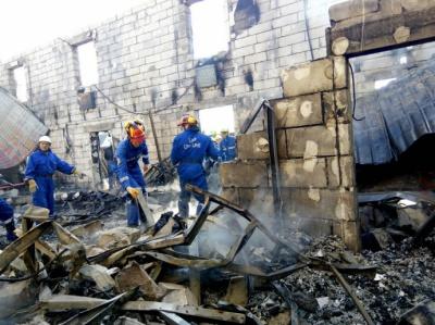 Після пожежі у с. Літочки, в Україні перевірять усі будинки для осіб похилого віку