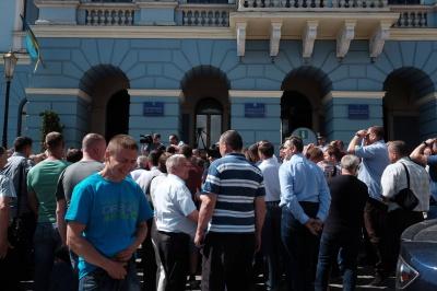 Перевізники погрожують зупинити рух маршруток у Чернівцях з 31 травня