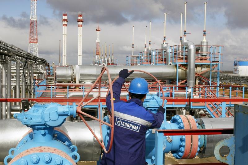 «Газпром» готовий продавати газ Україні по167,57 доларів