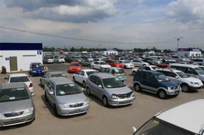 Вживані імпортні авто подешевшають на третину