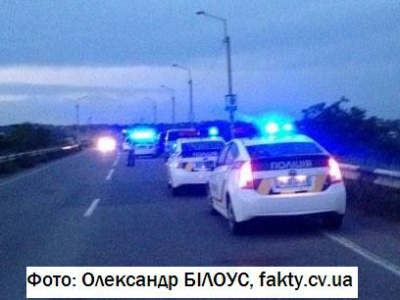 На Буковині водій маршрутки з пасажирами втікав від поліції