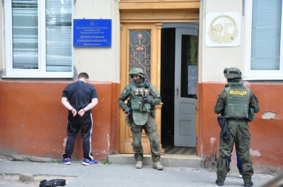 """У спортшколі в Чернівцях, де """"Сокіл"""" затримував боксерів, хочуть скаржитись на дії поліції"""