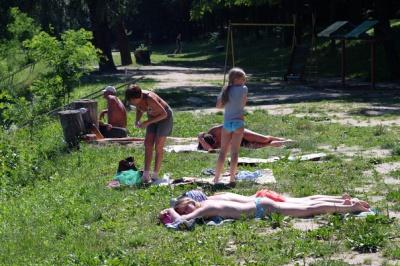 На Буковині назвали 9 пляжів, де можна купатися