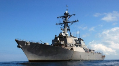 Американський есмінець увійде у Чорне море