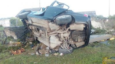 З'явилися фото жахливого ДТП, в якому загинули двоє буковинців (ФОТО)