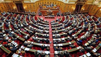 Французький сенат просить уряд почати скасування санкцій проти Росії