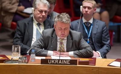 Україна звинуватила ООН у зволіканні щодо миротворчої місії на Донбасі