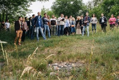 "На арт-хакатоне в Черновцах представили будущий парк  ""Жовтневый"" (ФОТО)"