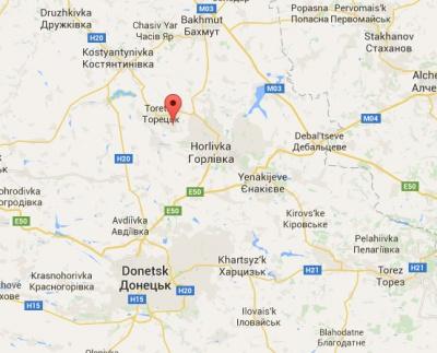 Внаслідок обстрілу бойовиками с. Артемово загинула жінка