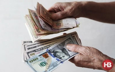 Курс валют від НБУ: гривня повільно відвойовує втрачені позиції
