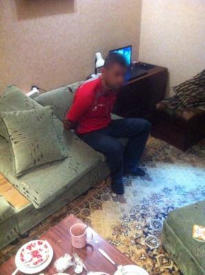 У Чернівцях п'яний чоловік проник до будинку свого товариша через вікно (ФОТО)