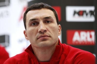 Володимир Кличко готується до бою за температури -150 градусів