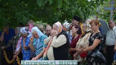 На Буковині відкрили пам'ятники загиблим учасникам АТО (ФОТО)