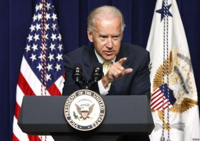 США мають намір змусити Росію заплатити за агресію проти України, - Бойден