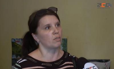 У Чернівцях жінку з двома неповнолітніми дітьми намагалися виселити з квартири (ВІДЕО)