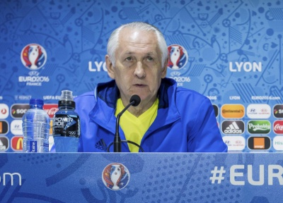 Гравці збірної України не отримають преміальних за участь в Євро-2016