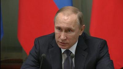 Путін заявив, що Росія повинна відповісти на агресивні дії НАТО