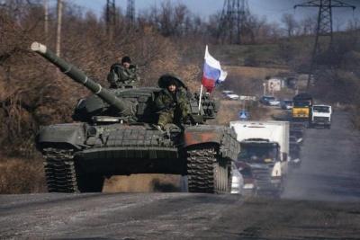 На Донбасі сконцентровано понад 40 тисяч бойовиків і російських військових, - розвідка