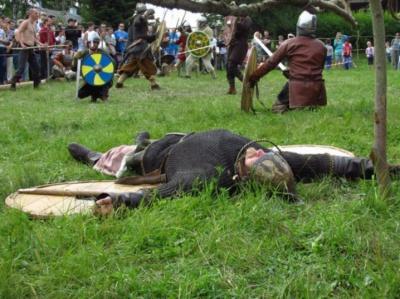 У Чернівцях відтворять епоху вікінгів