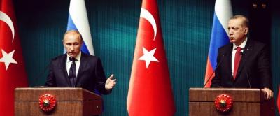 Росія та Туреччина домовилися про поліпшенння відносин