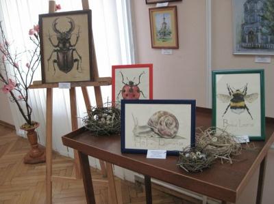 У музеї в Чернівцях відкриють виставку картин про потаємні бажання